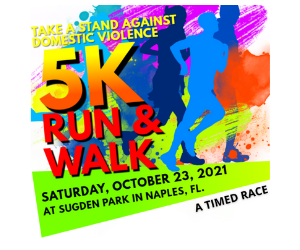 Take A Stand Against Domestic Violence 5K Race/Walk